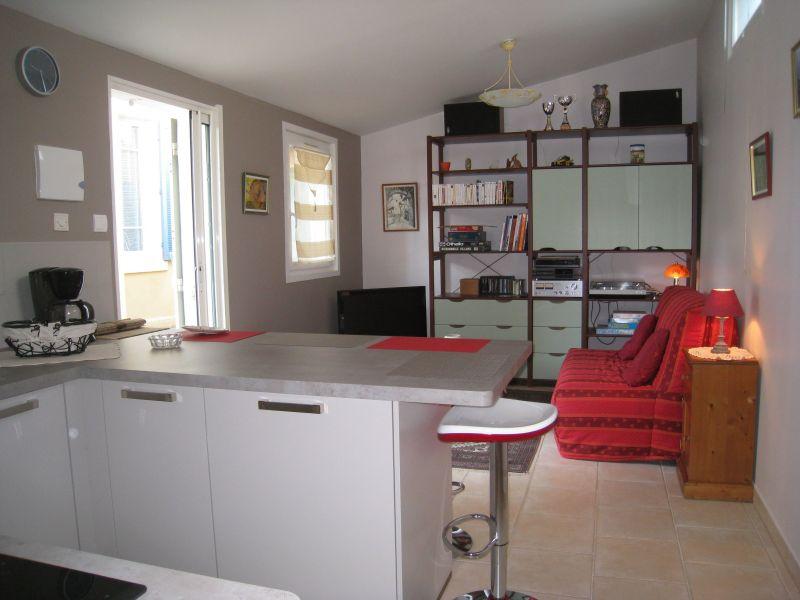 Sala de estar Locação Casa de turismo rural/Casa de campo 113184 La Seyne sur Mer