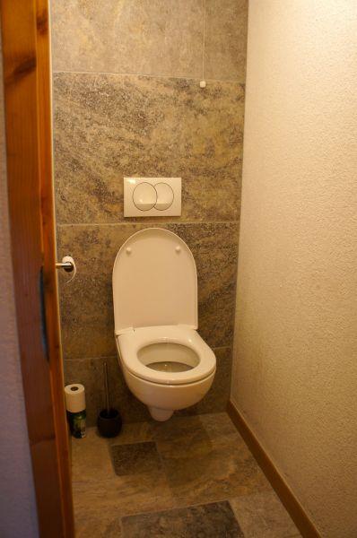 WC separado Locação Apartamentos 74411 Valloire