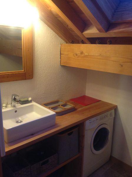 casa de banho Locação Apartamentos 74411 Valloire