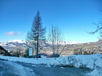 Vista exterior do alojamento Loca��o Chal� 74556 Saint L�ger les M�l�zes