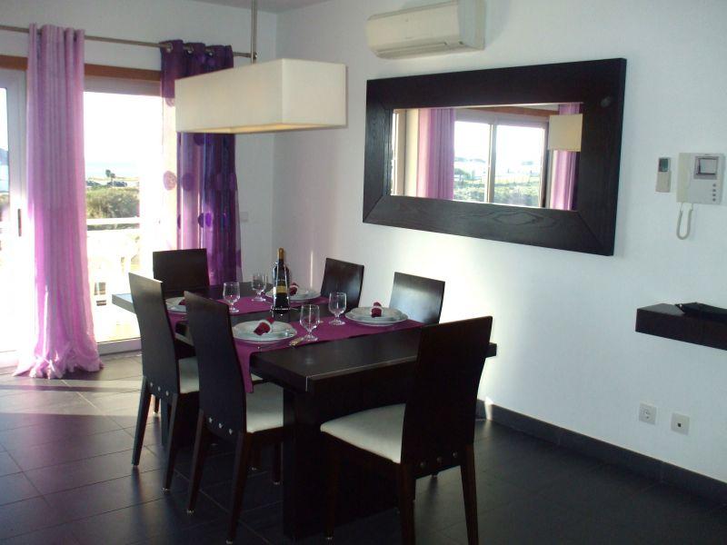 Sala de jantar Locação Apartamentos 74983 São Martinho do Porto
