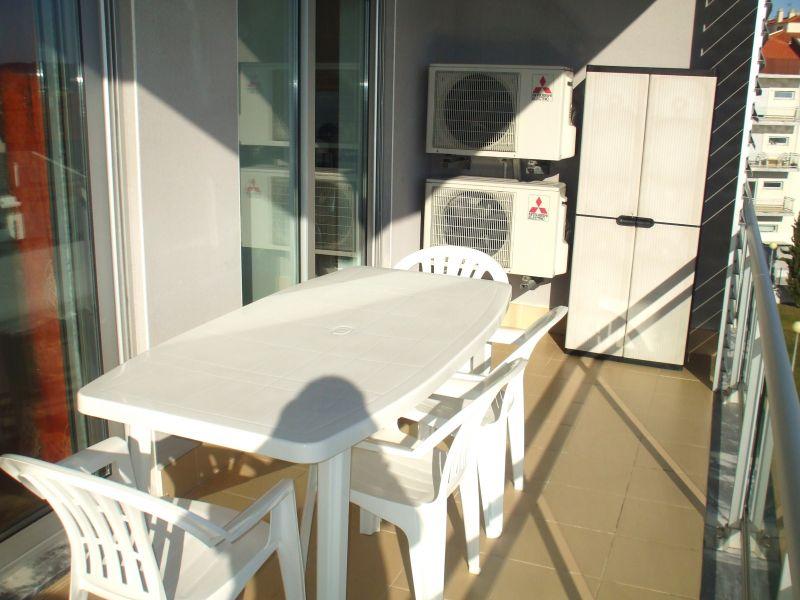 vista da varanda Locação Apartamentos 74983 São Martinho do Porto