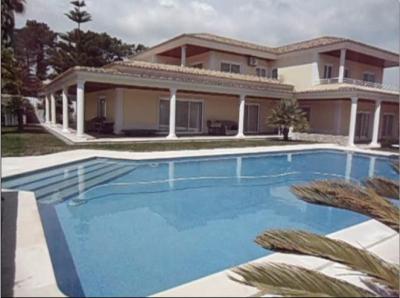 Vista exterior do alojamento Loca��o Chal� 87003 Sesimbra