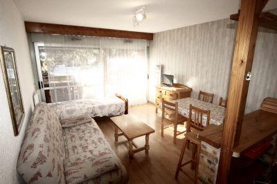 Sala de estar Locação Estúdio 88307 Les 2 Alpes