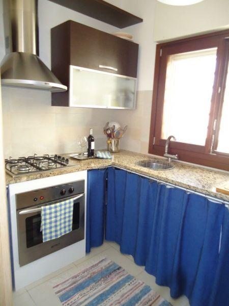 Cozinha independente Locação Apartamentos 96382 Torre Canne