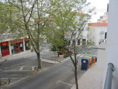 vista da varanda Locação Apartamentos 96735 Nazaré