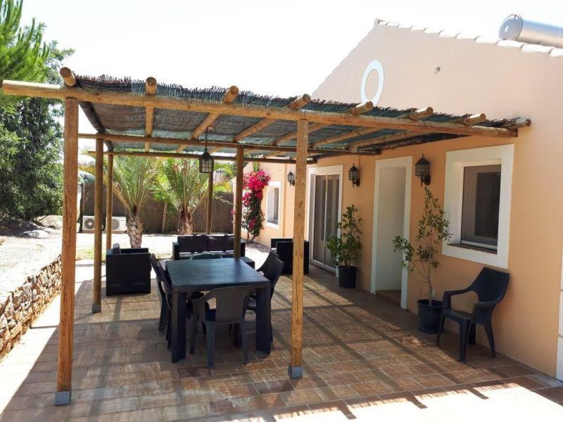 Pátio Locação Casa de turismo rural/Casa de campo 113317 Tavira
