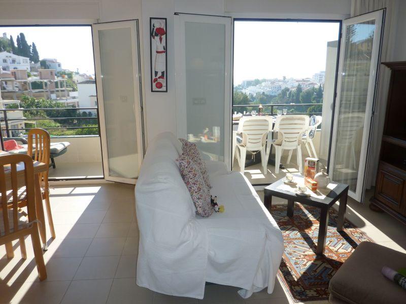 Vista do terraço Locação Apartamentos 114121 Nerja