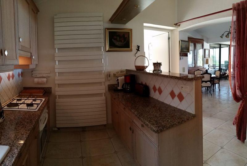 Cozinha americana Locação Vivenda 114573 Porticcio