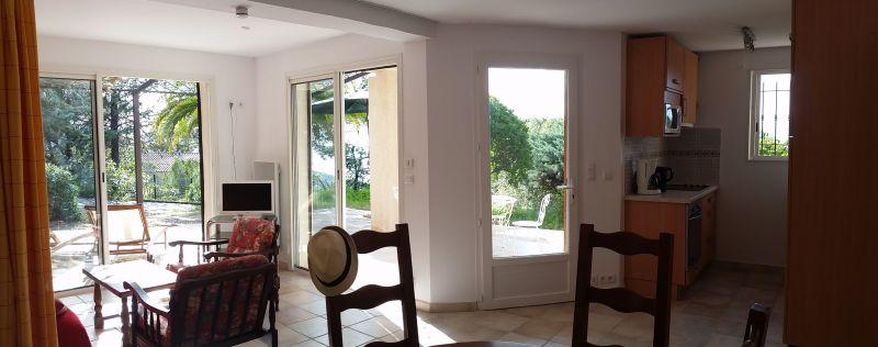 Sala de estar 2 Locação Vivenda 114573 Porticcio