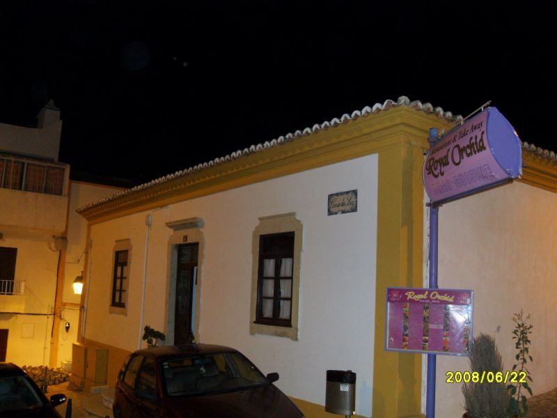 Entrada Locação Vivenda 114694 Albufeira
