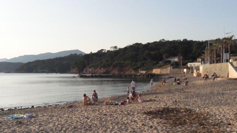 Praia Locação Vivenda 115101 Le Pradet