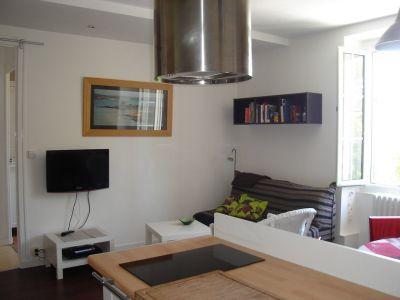 Sala de estar Locação Apartamentos 116338 Pornichet