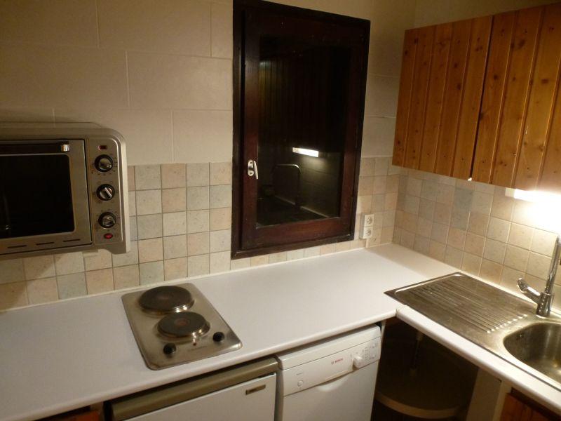 Cozinha independente Locação Apartamentos 117199 Les Menuires