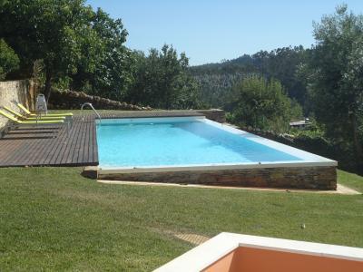 Piscina Loca��o Casa de turismo rural/Casa de campo 72981 Aveiro