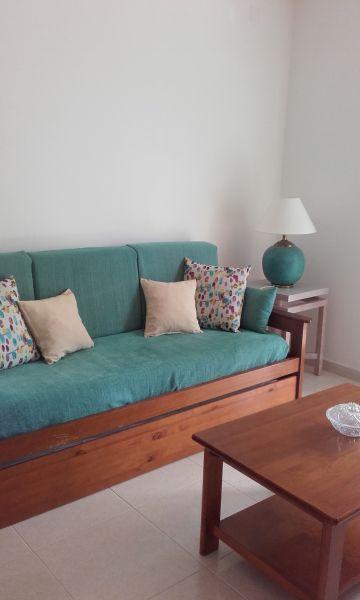 Sala de estar Locação Apartamentos 75929 Olhos de Água