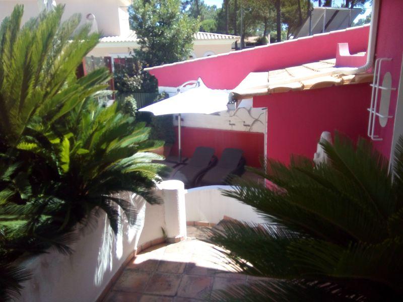 Vista do terraço Locação Vivenda 76666 Fonte da Telha