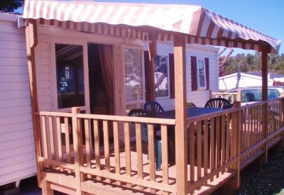 Loca��o Mobil Home 77786 Saint Cyr sur Mer