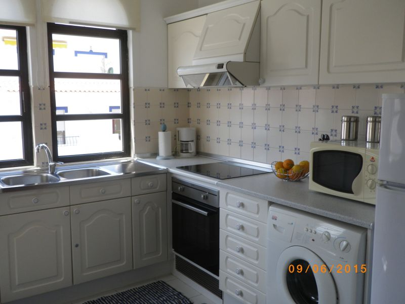Cozinha de verão Locação Apartamentos 86574 Carvoeiro