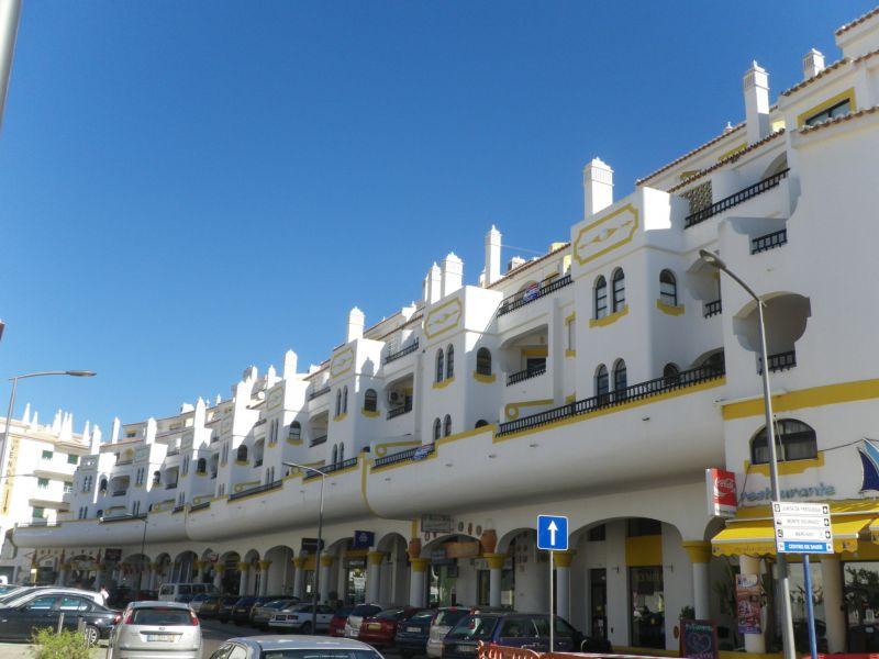 Vista exterior do alojamento Locação Apartamentos 86574 Carvoeiro
