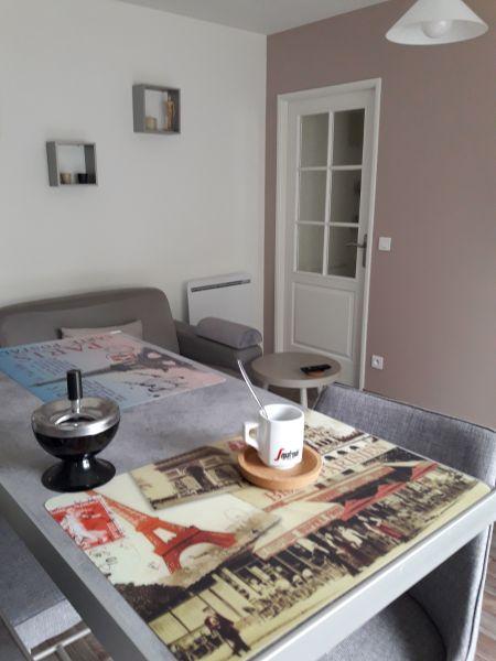 Vista desde do alojamento Locação Apartamentos 93070 PARIS