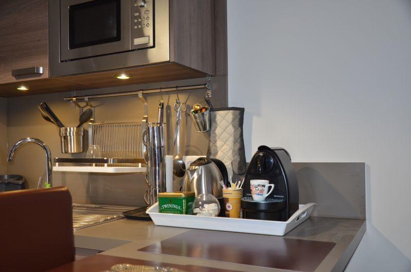 Cozinha de verão Locação Apartamentos 93070 PARIS