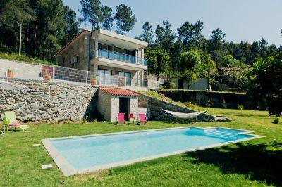 Vista exterior do alojamento Loca��o Casa de turismo rural/Casa de campo 105979 Braga