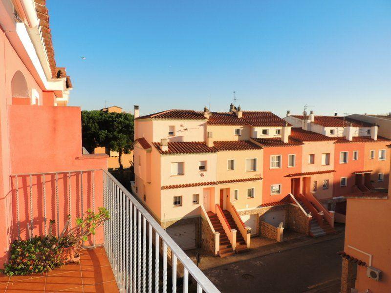 Vista do terraço Locação Apartamentos 112044 Empuriabrava