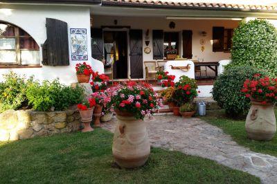 Entrada Locação Vivenda 112821 Santa Teresa di Gallura