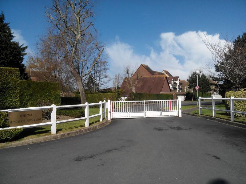 Entrada Locação Apartamentos 84925 Cabourg