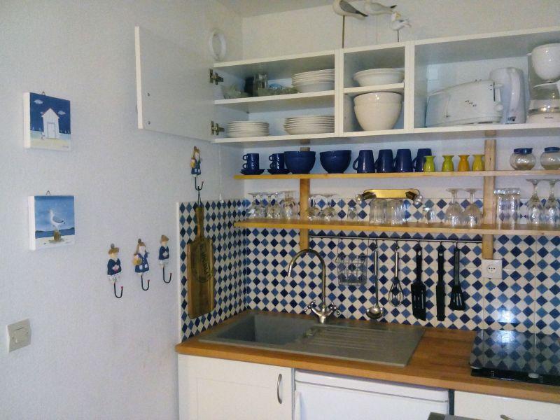 Canto cozinha Locação Apartamentos 84925 Cabourg