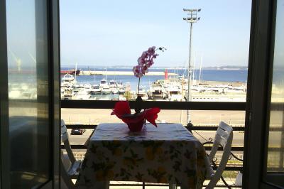 vista da varanda Loca��o Est�dio 86067 Gallipoli