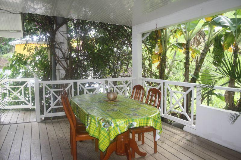 Terraço Locação Vivenda 91967 Trinité