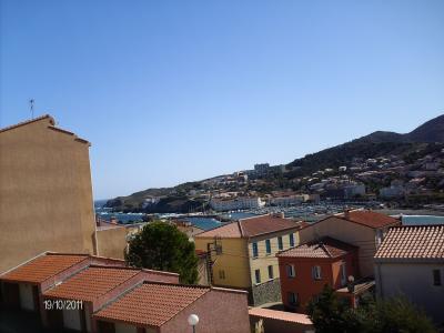 Vista do terra�o Loca��o Apartamentos 96829 Banyuls-sur-Mer
