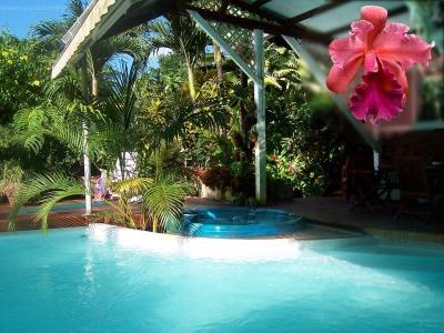 Piscina Loca��o Casa de turismo rural/Casa de campo 97105 Pointe Noire