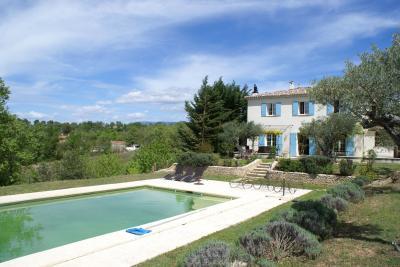 Vista exterior do alojamento Loca��o Vivenda 97637 Moustiers Sainte Marie