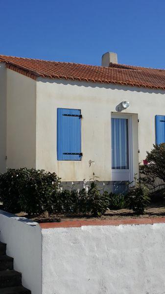 Vista exterior do alojamento Locação Casa 115719 Barbâtre