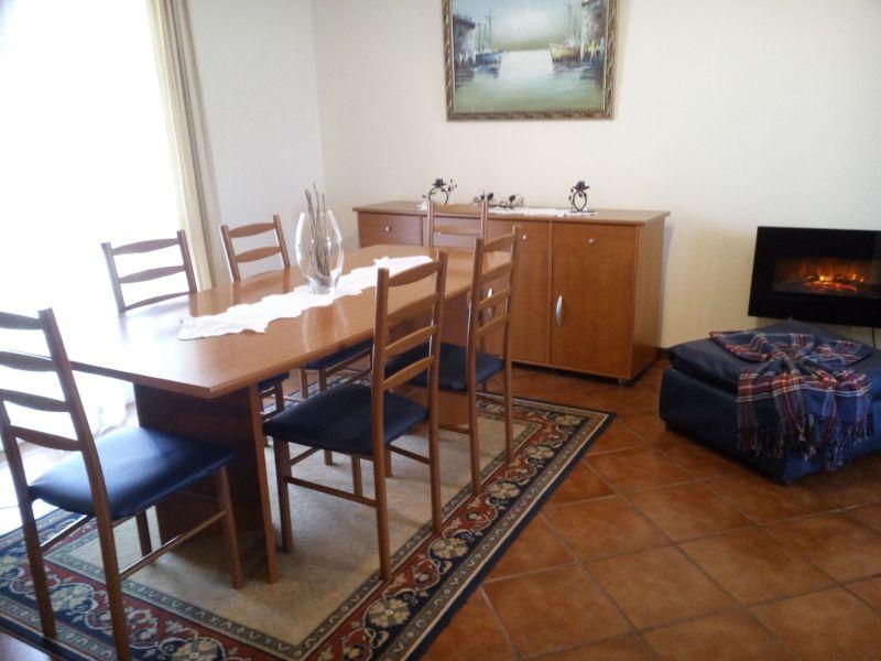 Sala de jantar Locação Casa 66093 Santa Cruz