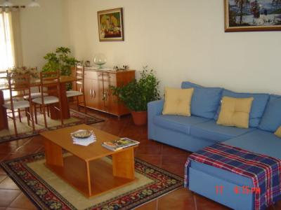 Sala de estar Loca��o Casa 66093 Santa Cruz
