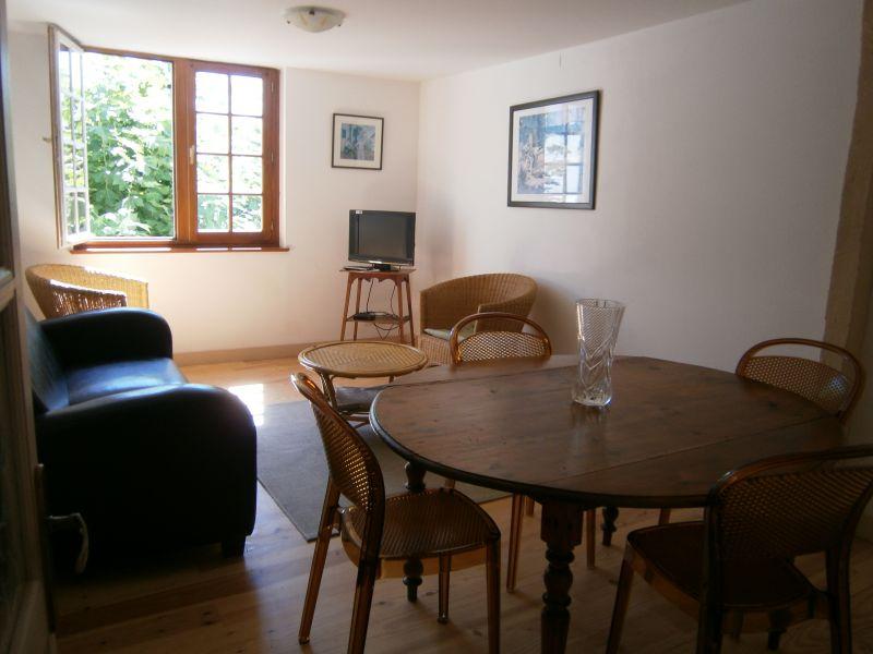 Sala de estar Locação Apartamentos 67987 Biarritz