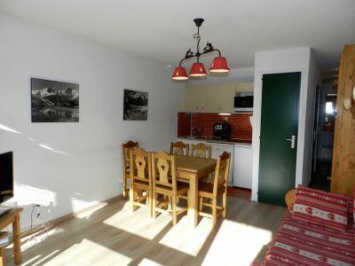Sala de estar Locação Apartamentos 73704 Les 2 Alpes