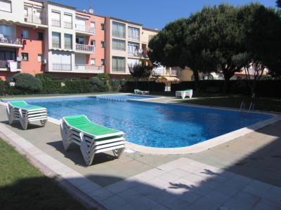 Piscina Loca��o Apartamentos 75850 Empuriabrava