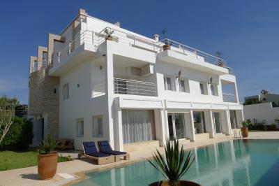 Vista exterior do alojamento Loca��o Vivenda 76643 Agadir