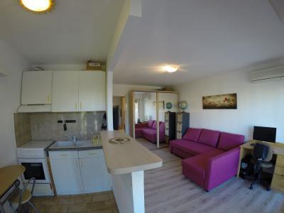 Sala de estar Locação Estúdio 90426 Calvi