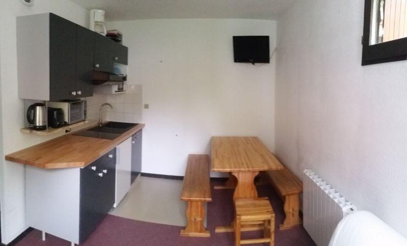 Sala de estar Locação Estúdio 92522 Le Collet d'Allevard