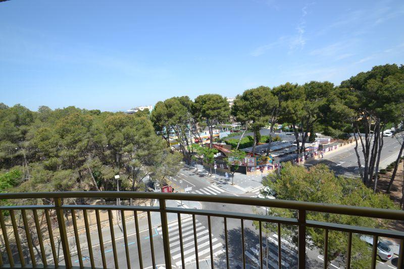 Vista do terraço Locação Apartamentos 93569 Salou