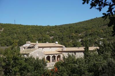 Vista exterior do alojamento Loca��o Casa de turismo rural/Casa de campo 94901 Forcalquier