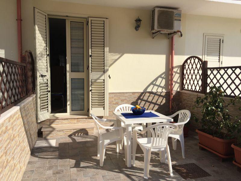 Terraço coberto Locação Apartamentos 97977 Ugento - Torre San Giovanni