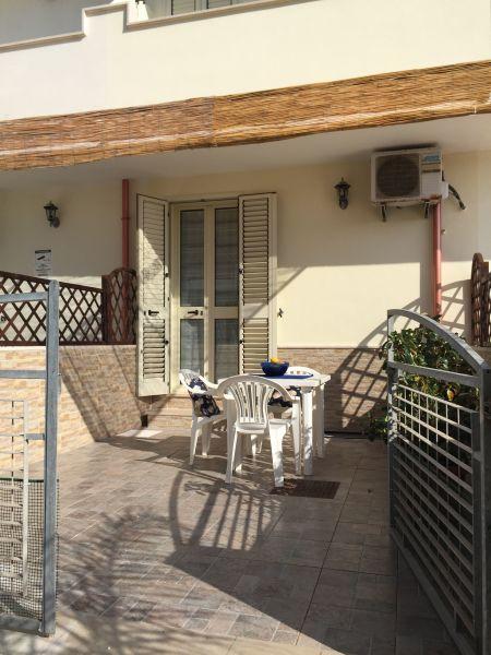 Entrada Locação Apartamentos 97977 Ugento - Torre San Giovanni