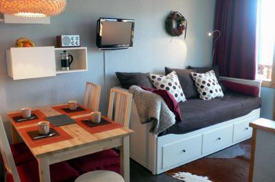 Sala de estar Loca��o Apartamentos 100294 Montchavin les Coches